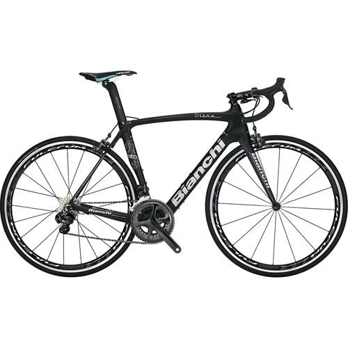 Bianchi Oltre XR1 Ultegra Di2 Black/CK Celeste/Silver 2015