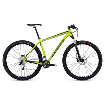 Specialized Stumpjumper Hardtail Comp 29 Hypergrön/Svart