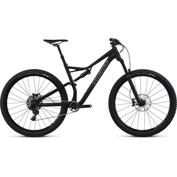 Specialized Stumpjumper FSR Comp 29 Satin Gloss Black/Charcoal/Clean
