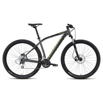 Specialized Rockhopper 29 Charcoal/Black/Hyper Green