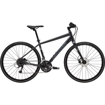 Cannondale Quick Disc 4 Svart 2019