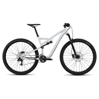 Specialized Camber FSR Comp 29 White
