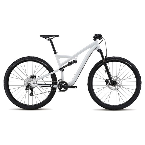 Specialized Camber FSR Comp 29 White 2015