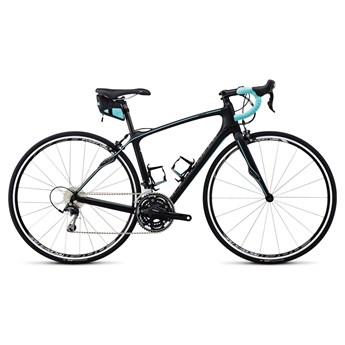 Specialized Ruby Elite 105 X3 EQ EU Svart/Tealblå