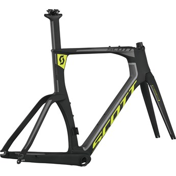 Scott Plasma 10 HMF Mechanical/Di2 Frame Set