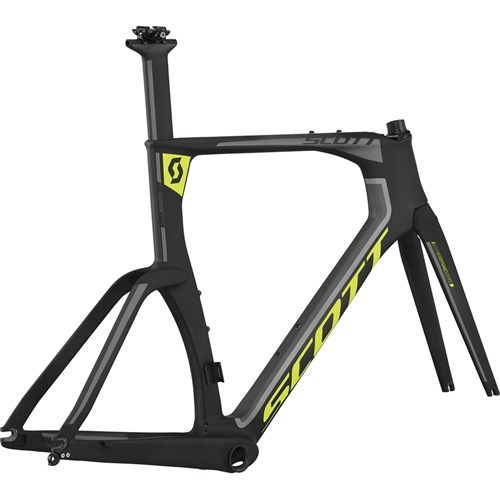 Scott Plasma 10 HMF Mechanical/Di2 Frame Set 2015