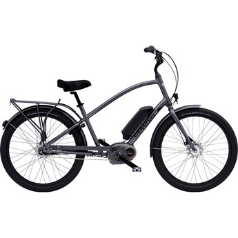 Electra Townie Go! 8i Step-Over Graphite 2020