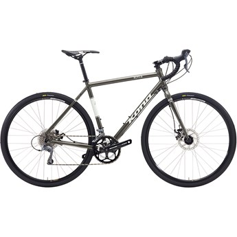 Kona Rove AL (Alloy) Off White/Silver On Warm Gray