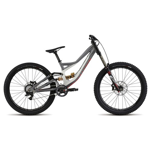 Specialized Demo 8 FSR II 650B Dirty White/Charcoal/Rktred 2015