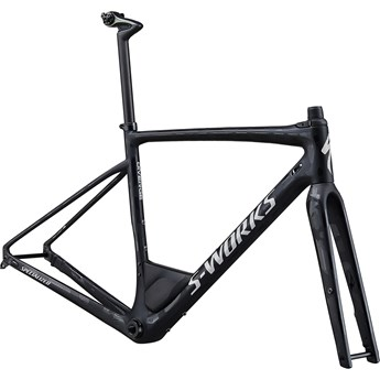 Specialized Diverge S-Works Frameset Satin/Gloss Black/Dove Grey Camo
