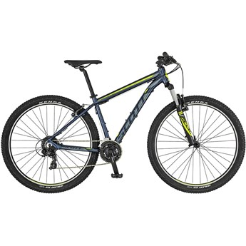 Scott Aspect 980 Dark Blue/Yellow 2019