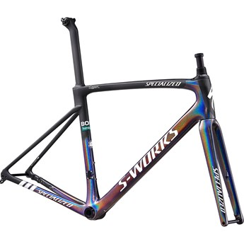 Specialized Roubaix S-Works Frameset Sagan Coll Mirror