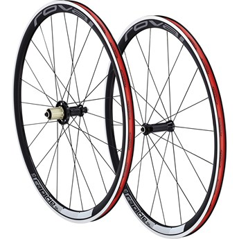Specialized Rapide SL 35 700C Wheelset Charcoal/Black