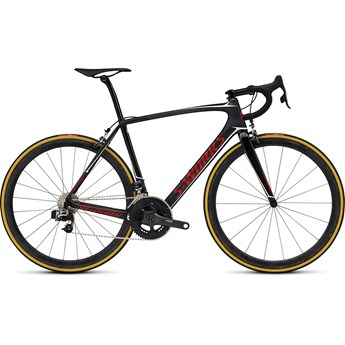 Specialized S-Works Tarmac Etap Satin/Gloss Carbon/Flo Red/Metallic White 2017