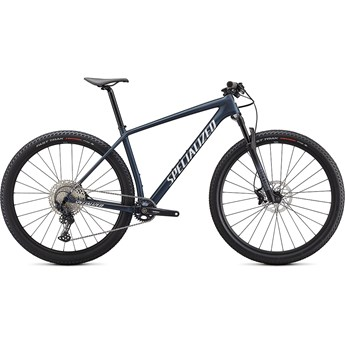 Specialized Epic HT Satin Cast Blue Metallic/Ice Yellow