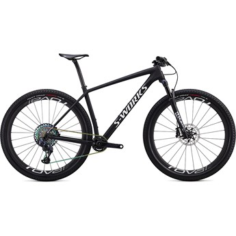 Specialized Epic Hardtail S-Works Carbon SRAM AXS 29 Satin Ultralight Black/Metallic White Silver 2020