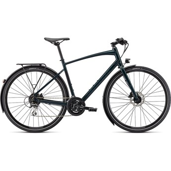 Specialized Sirrus 2.0 EQ Gloss Forest Green/Black Reflective 2022