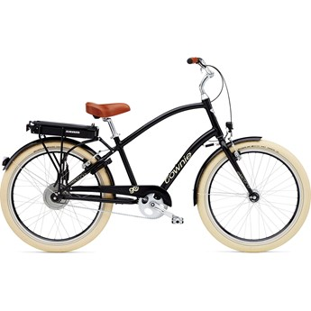 Electra Townie GO! Men's Ebony