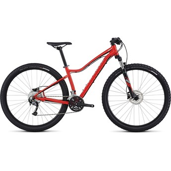 Specialized Jett Sport 29 Gloss Nordic Red/Tarmac Black/Light Turquoise