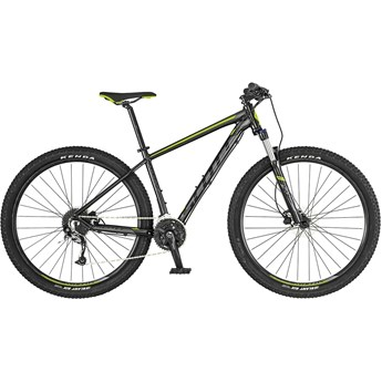 Scott Aspect 740 Black/Green