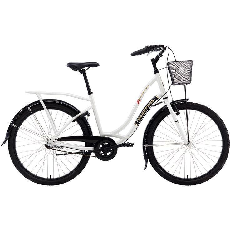 Kona Africa Bike White