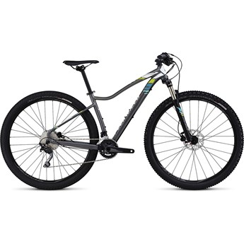 Specialized Jett Expert 29 Satin Charcoal/White/Turquoise