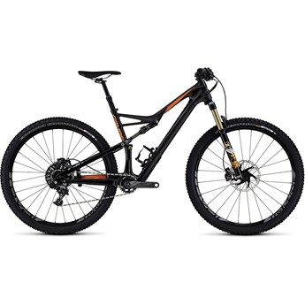 Specialized Camber FSR Expert Carbon 29 Gloss Carbon/Gallardo Orange/White