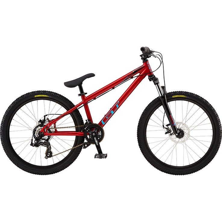 GT Bump 24''  XXS Red