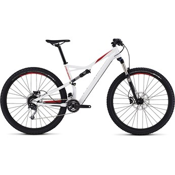 Specialized Camber FSR 29 Gloss White/Flored/Black