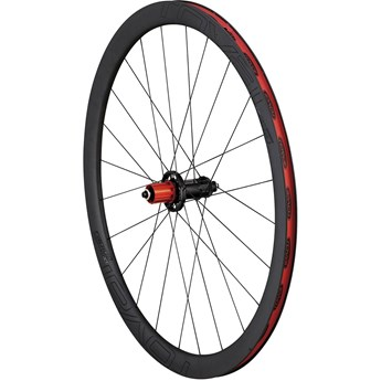 Specialized Rapide CLX 40 Disc Scs 700C Wheelset Black