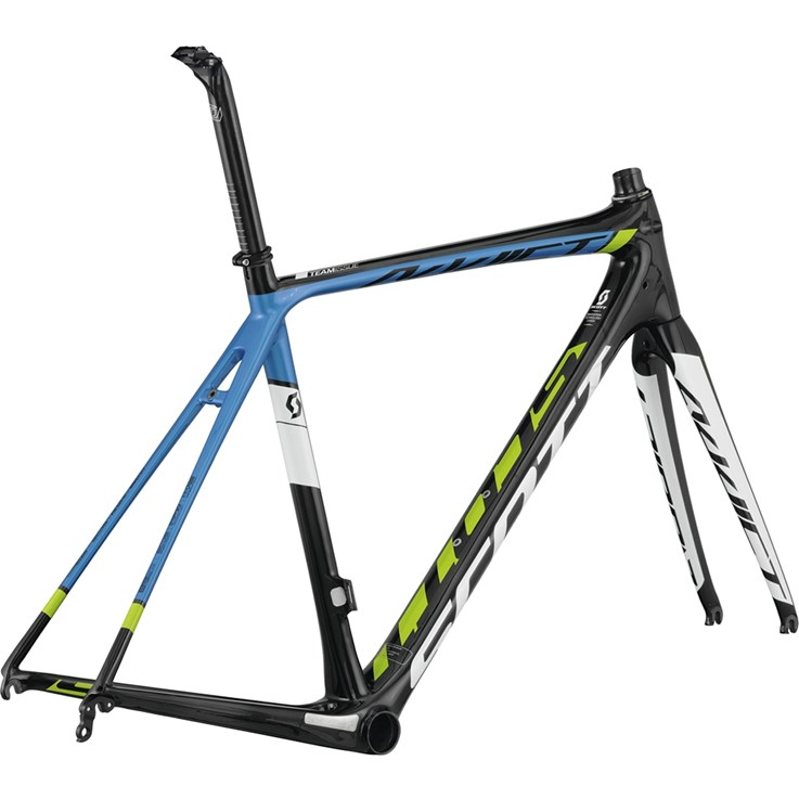 Scott Addict Team Issue Di2 HMX Frame Set
