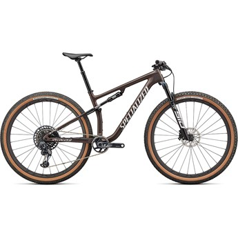 Specialized Epic Pro Satin Carbon/Red-Gold Chameleon Tint/White 2022