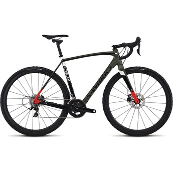 Specialized S-Works CruX Satin Oak/Gloss Tarmac Black/Rocket Red