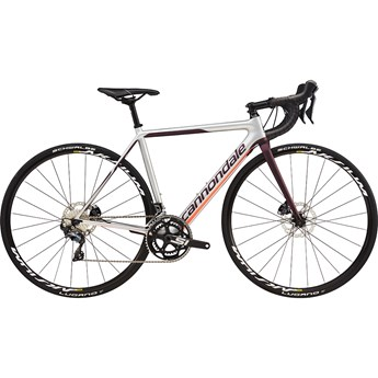 Cannondale Supersix EVO Women Carbon Disc Ultegra 2018