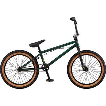 GT Slammer Trans Green