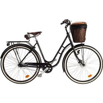 Skeppshult Natur Premium 7 Damcykel Spegelsvart