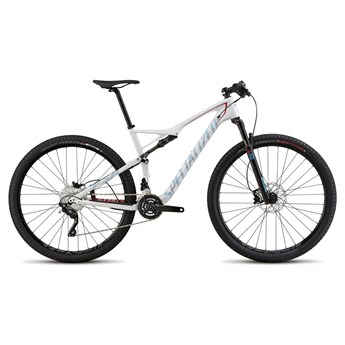 Specialized Epic FSR Comp Carbon 29 White/Red/Black/Cyan