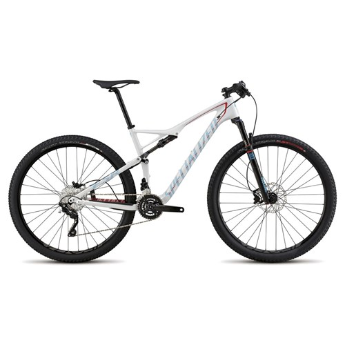 Specialized Epic FSR Comp Carbon 29 White/Red/Black/Cyan 2015