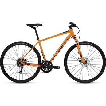 Specialized Crosstrail Sport Disc Moto Orange/Black/Charcoal