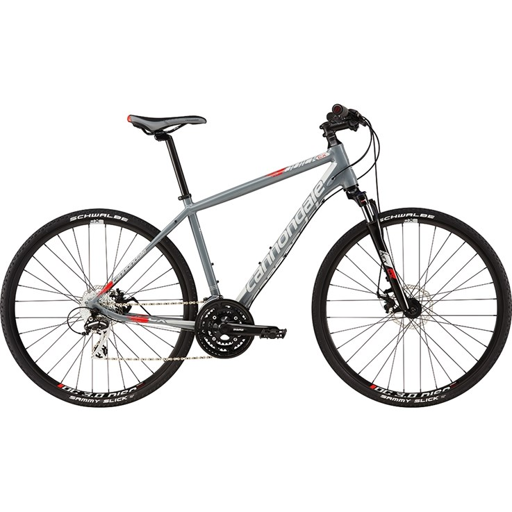 cannondale quick cx 4 gry