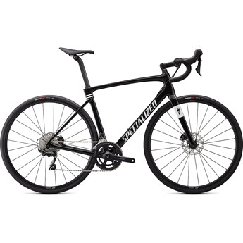 Specialized Roubaix Sport Gloss Tarmac Black/Metallic White Silver 2021