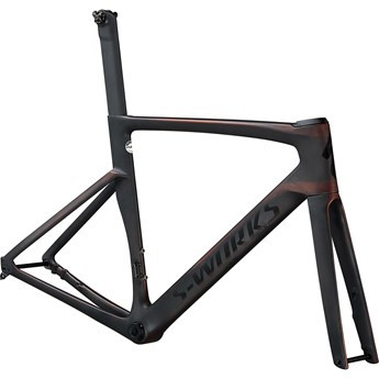 Specialized Venge S-Works Disc Frameset Carbon/Color Run Pearl/Chrome/Clean 2021