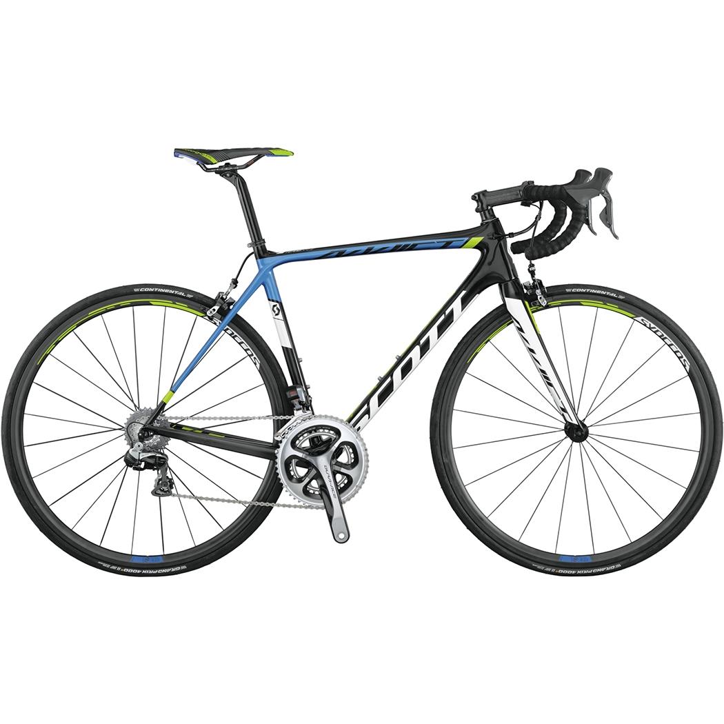 elektronisk växel cykel