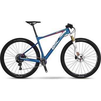 BMC Teamelite 02 X01 Blå, Vit och Röd 2016