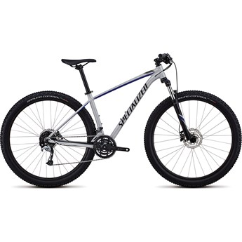 Specialized Rockhopper Womens Comp 29 Gloss Satin Filthy White/Acid Blue/Black