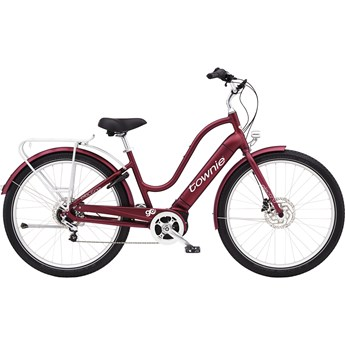 Electra Townie Path Go! 5i Step-Thru Matte Rosewood 2020