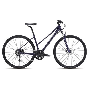 Specialized Ariel Sport Disc Step Through Indigo/White