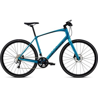 Specialized Sirrus Men Elite Carbon Int Teal Tint Carbon/Black/Black