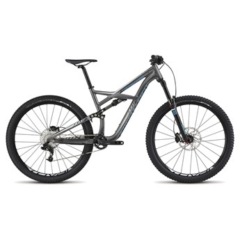 Specialized Enduro FSR Comp 29 Charcoal/White/Cyan