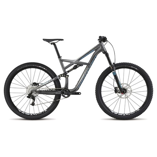 Specialized Enduro FSR Comp 29 Charcoal/White/Cyan 2015